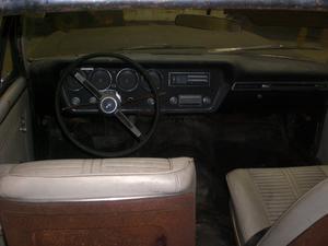 1966 Pontiac Le Mans Convertible Sprint Six