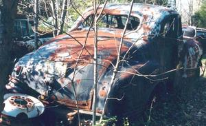 1941 Plymouth coupe Bil-3