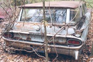 1959 Pontiac Catalina Safari