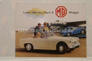 MG Midget Mark II 1964 - 1966