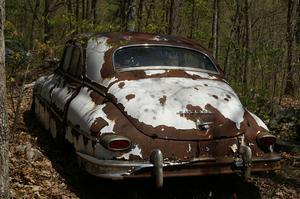 1949 Packard Eight Deluxe Touring Sedan