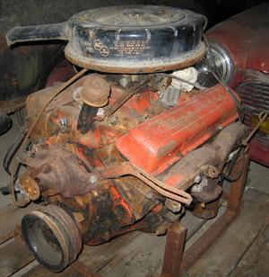 1961 Chevrolet 283 ci motor