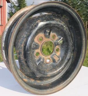 Ford fälg 14x5J