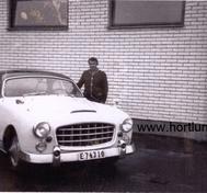 1954 Ford Cométe Monte Carlo