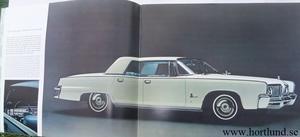 1964 Imperial Broschyr Lyx