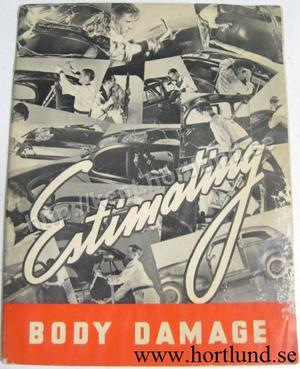 1938 Estimating Body Damage