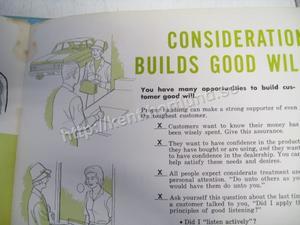 1965 GM Dealer Manpower Development Program