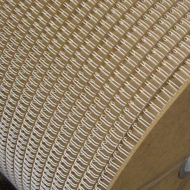 Wire 3:1 stålspiral på spole (restlager)