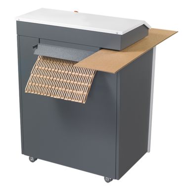 HSM Cardboard Shredder P425