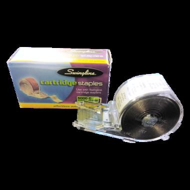 Häftklammerkassett (Duplo, Plockmatic, Swingline) - 5000 klammer