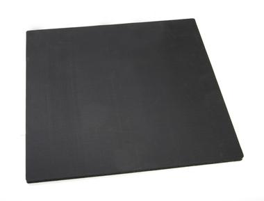 Secabo rubber mat - 10mm