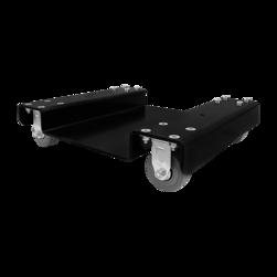 Platform on wheels with slide board - Bold X10