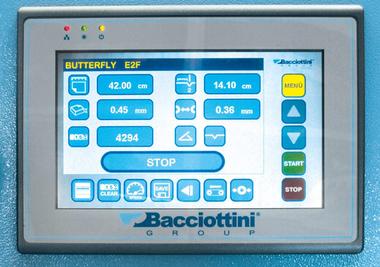 Bacciottini Butterfly Easy 2 Fold