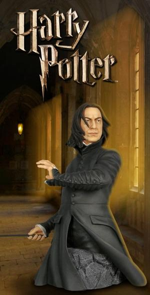 Snape Bust Year 6 - Gentle Giant