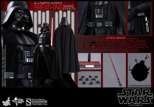Darth Vader Sixth Scale Figure by Hot Toys