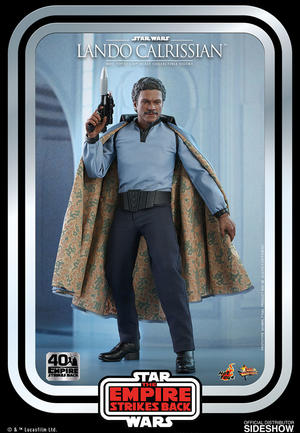 Hot Toys - Lando Calrissian Sixth Scale Figure