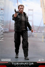 Hot Toys :  T-800 Guardian  Sixth Scale Figure
