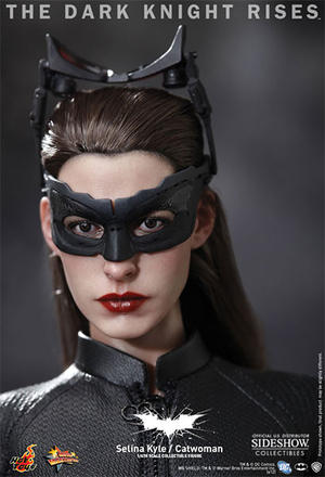 Selina Kyle - Catwoman figure : Hot Toys
