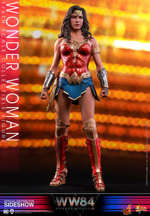 Hot Toys  - Wonder Woman 1984 Sixth Scale Collectible Figure