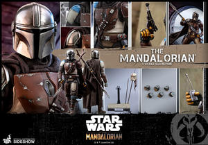 Hot Toys  -The Mandalorian sixth scale figure