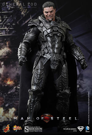 General Zod Sixth Scale Figure -  Hot Toys