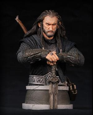 Thorin Mini Bust - SDCC 2012 Exclusive Gentle Giant