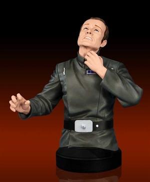 Admiral Motti Mini Bust - SDCC 2012 Exclusive