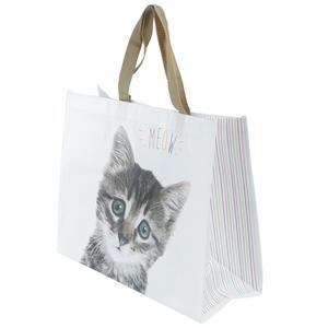 Shoppingväska katt meow