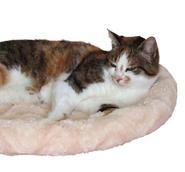 Cosy kattbädd beige