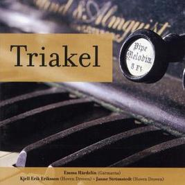 TRIAKEL - Triakel (album)