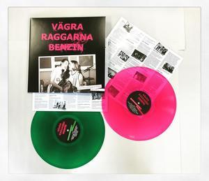 Vägra Raggarna Benzin 3+4 (double vinyl LP)