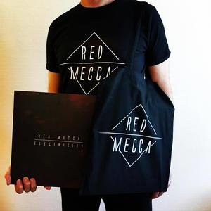 RED MECCA - T-shirt, Album och tygpåse Electricity