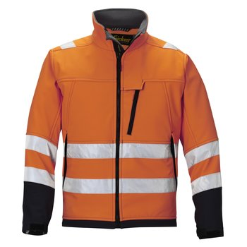 Varsel Soft Shell Jacka Klass 3