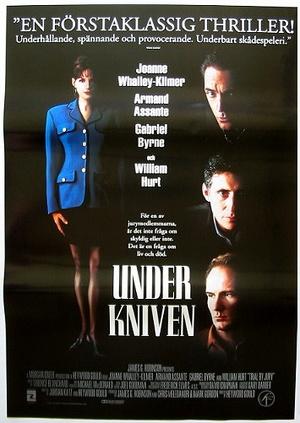 Under kniven