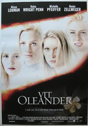 Vit oleander