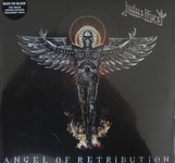 "Judas Priest ""Angel Of Retribution"" Limiterad orange vinyl"