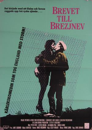 Brevet till Brezjnev