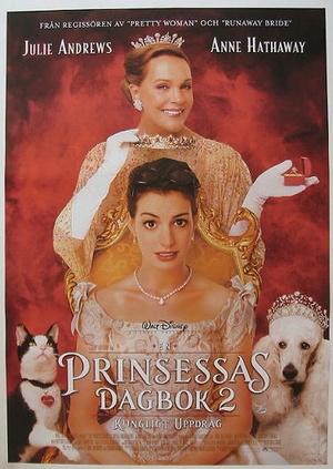 En prinsessas dagbok 2