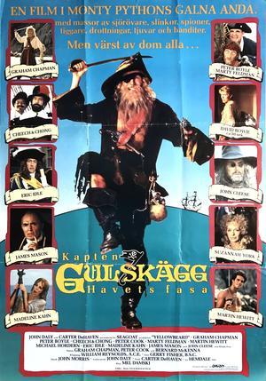 KAPTEN GULSKÄGG (1983)