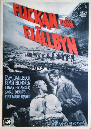 FLICKAN FRÅN FJÄLLBYN (1948)