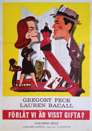 DESIGNING WOMAN (1957)
