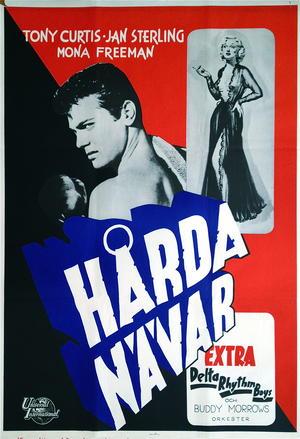 HÅRDA NÄVAR (1951)