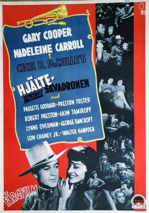 HJÄLTESKVADRONEN (1940)