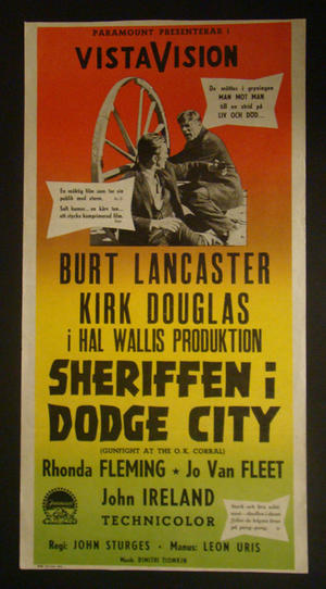 GUNFIGHT AT THE O.K. CORRAL (1957)