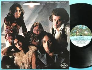 FLAMIN´ GROOVIES - Flamingo US-orig SIGNERAD LP 1971
