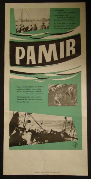 PAMIR (NILS JERRING)