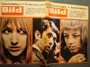 BILDJOURNALEN nr 28 1965 Lill Babs