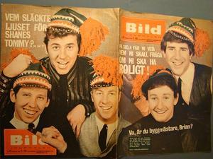 BILDJOURNALEN nr 05 1965 Brian Poole