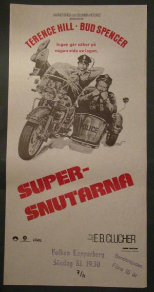 SUPERSNUTARNA  (TERENCE HILL,BUD SPENCER)