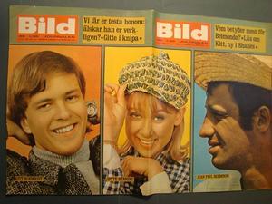 BILDJOURNALEN nr 45 1965 Belmondo
